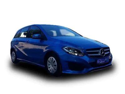 gebraucht Mercedes B180 BlueEFFICIENCY Edition *1. Hand*