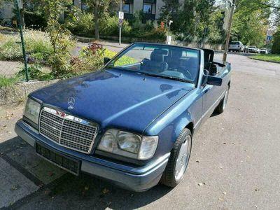gebraucht Mercedes E220 124 Caprio