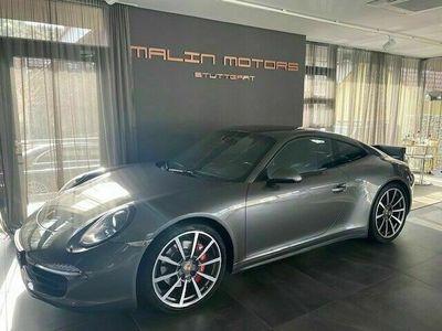 gebraucht Porsche 991 911 4S PDK /APPROVED/CARBON/NUR 25000km