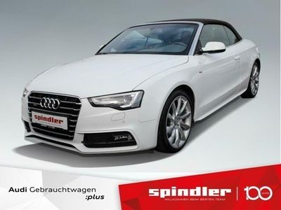 gebraucht Audi A5 Cabriolet 2.0 TDI quattro S-LINE SELECTION+