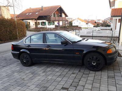 käytetty BMW 320 3er