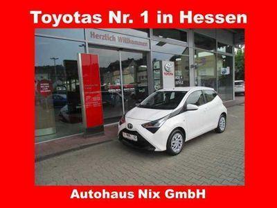 gebraucht Toyota Aygo x-play KLIMA eFH AUDIO TFL