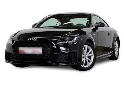gebraucht Audi TT Coupé 40 TFSI 2x S LINE LED S-SITZE OPTIK NAVI+