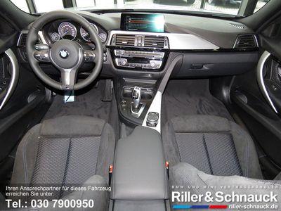 gebraucht BMW 318 dA Touring M-Sportpaket HEAD-UP LED KAMERA NA