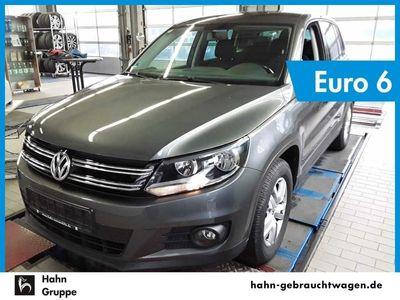 gebraucht VW Tiguan 1.4TSI EU6 Trend & Fun Climatr Tempo PDC