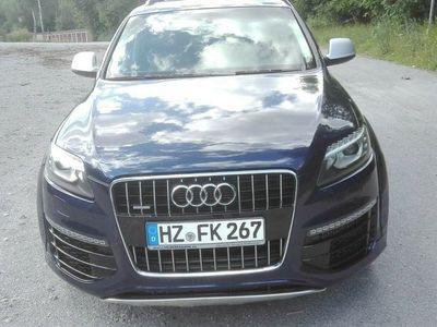 gebraucht Audi Q7 3.0 TDI DPF quattro tiptronic s-line Frontpak als Limousine in Cattenstedt