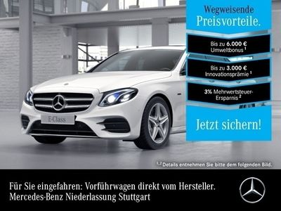 gebraucht Mercedes E300 AMG WideScreen 360° Multibeam Distr. PTS