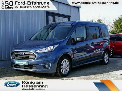 gebraucht Ford Tourneo Connect L2 Grand 7-Sitze+Navi+ParkPilot als Van/Kleinbus in Eschwege