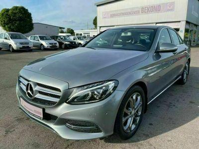 gebraucht Mercedes C200 C 200BlueTEC Wenig Km Top Zustand !