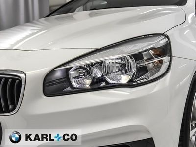 gebraucht BMW 218 Active Tourer d Sport Line Navi PDC Sportfahrwerk