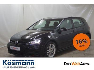 gebraucht VW Golf VII 2.0 GTD XENON+NAVI+ACC+PDC+KAMERA+SITZH