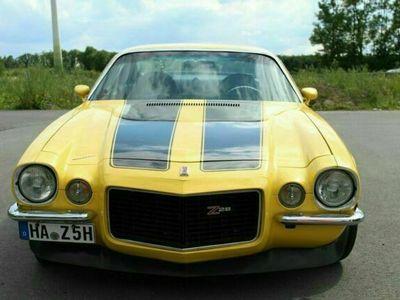 gebraucht Chevrolet Camaro RS Original Split Bumper/...