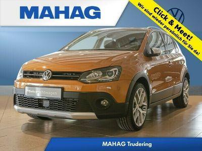 gebraucht VW Polo Cross 1.2 TSI BMT Xenon/Alcantara/FrontAssi