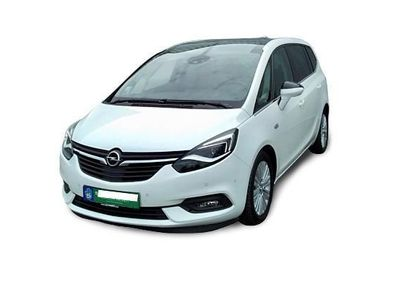 gebraucht Opel Zafira Tourer 2.0 Diesel