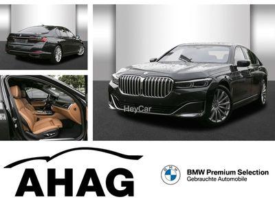 gebraucht BMW 730 d xDrive Innovationsp. Sport Aut. Standhzg.