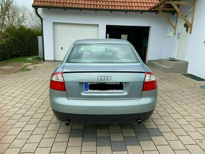 gebraucht Audi A4 B6 1.8T