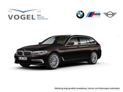 gebraucht BMW 530 d xDrive Touring Luxury Line
