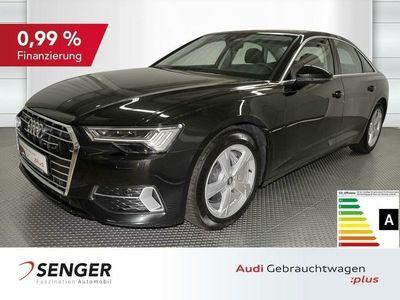 gebraucht Audi A6 Limousine Sport 50 3,0TDI Assistenz-Paket