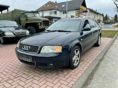 gebraucht Audi A6 Avant 2.5 TDI HU AU 07/2022 als Kombi in Immenhausen Holzhausen (bei Kassel)