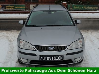 gebraucht Ford Mondeo Turnier 2.0 TDCI DPF Viva X 131 PS AHK
