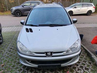 gebraucht Peugeot 206 SW 110 Quiksilver