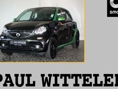 gebraucht Smart ForFour Electric Drive Pano.-Dach/LED/Cool-& Med Klima/BC