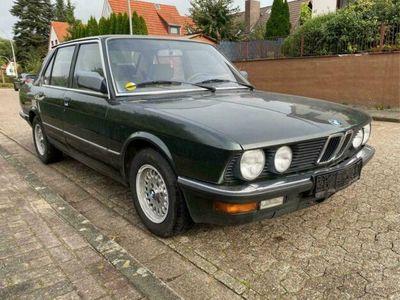 gebraucht BMW 524 TD Limousine E28