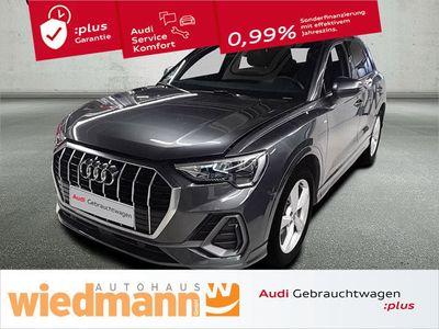 gebraucht Audi Q3 S line 35 TFSI 110 kW (150 PS) 6-Gang