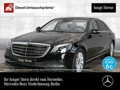 used Mercedes S400 d 4MATIC Limousine lang