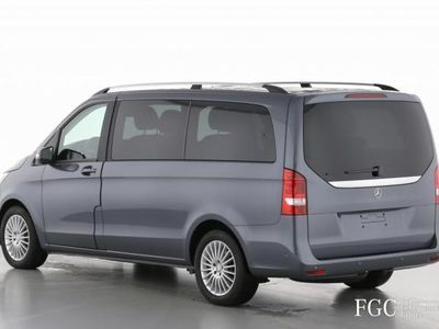 gebraucht Mercedes V220 BT L **AHK,Sport-Paket,Tempomat,2xKlima