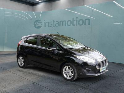 gebraucht Ford Fiesta Fiesta1.0 EcoBoost Titanium Bluetooth Navi
