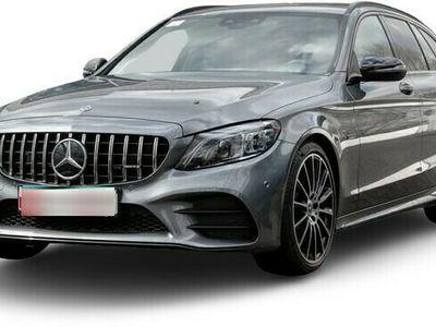 gebraucht Mercedes C300 C 300de T AMG Line Navi AHK Airmatic LM19