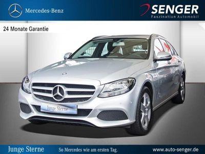 gebraucht Mercedes C200 T-Modell Park-Assist