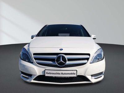 gebraucht Mercedes B200 CDI Navi Sport-Paket Bi-Xenon Sitzheizung