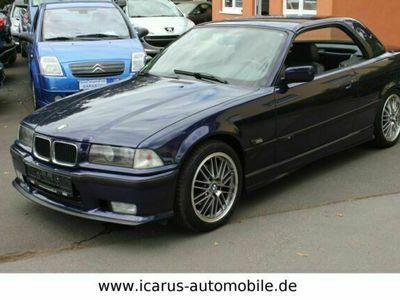 gebraucht BMW 318 Cabriolet Baureihe 3 318i M Sport Paket Hard Top