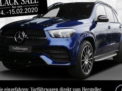 gebraucht Mercedes GLE350 d 4M AMG WideScreen Pano Burmester Distr.