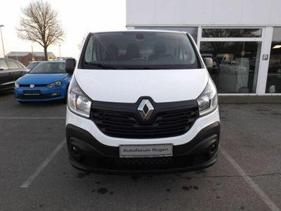 gebraucht Renault Trafic dCi 95 L1H1 Komfort