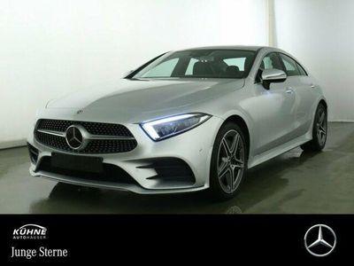 gebraucht Mercedes CLS450 AMG 4M+Multibeam+Widescreen+360+Memory