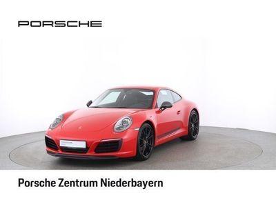 käytetty Porsche 911 Carrera T Coupé (Schalensitze & Leder schwar