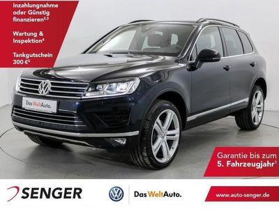 gebraucht VW Touareg 3.0 TDi Automatik