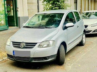 gebraucht VW Fox aus 1. Hand 110.665 km