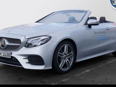 gebraucht Mercedes E300 Cab. d AMG 360° Multibeam COMAND Distr+ EDW