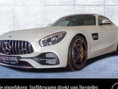 gebraucht Mercedes AMG GT Cp. Keramik Burmester 3D AeroPak Pano LED