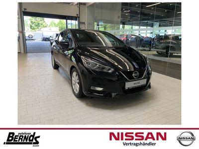 gebraucht Nissan Micra IG-T 100 N-Way*R-KAMERA*SITZHEIZUNG*KLIMA*