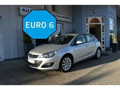 gebraucht Opel Astra 1.6 CDTI Style DPF ecoFlex LM/BT/PDC