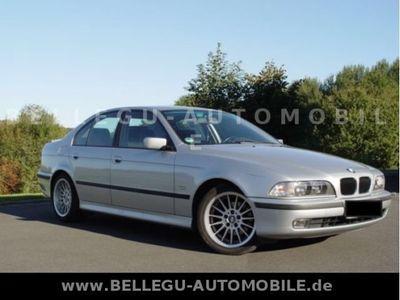 gebraucht BMW 528 i*M-STYLING 17 ZOLL*SCHECKHEFT*GaWa*SAUBER*