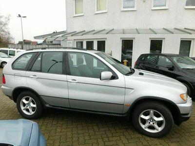 gebraucht BMW X5 X5 Baureihe4.4i Automatic