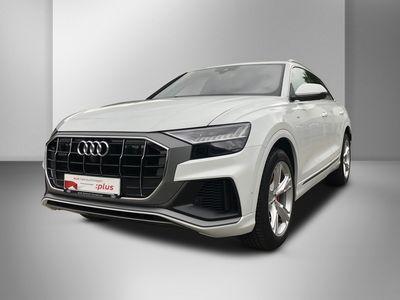 gebraucht Audi Q8 50 TDI quattro Tiptronic S line Sportpaket HUD