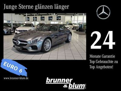 gebraucht Mercedes AMG GT Mercedes- Comand/Distronic/LED/PanoD/SpurP eSitz.