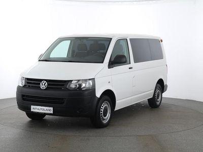 gebraucht VW T5 Kombi TDI 63 kW 5-Gang | 9-SITZER | KLIMA |